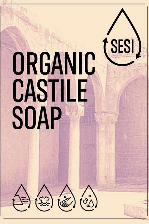 SESI Organic Castile Soap - Unfragranced
