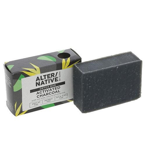 Alter/Native Soap Bar - Activated Charcoal Detox