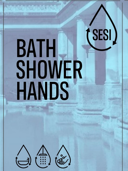 SESI Soap for Bath-Shower-Hands - Unfragranced