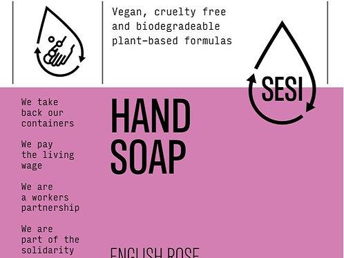 SESI Liquid Hand Soap - English Rose