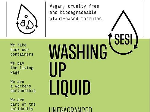 SESI Washing Up Liquid - Unfragranced