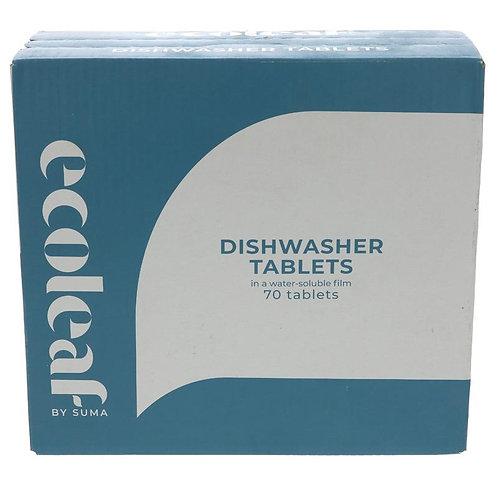 EcoLeaf Dishwasher Tablets - Box