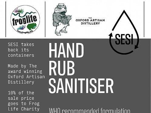 SESI Hand Sanitiser