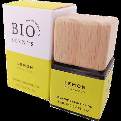 Organic Lemon Essential Oil