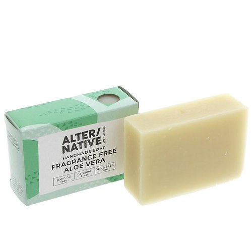 Alter/Native Soap Bar - Aloe Vera (Unfragranced)