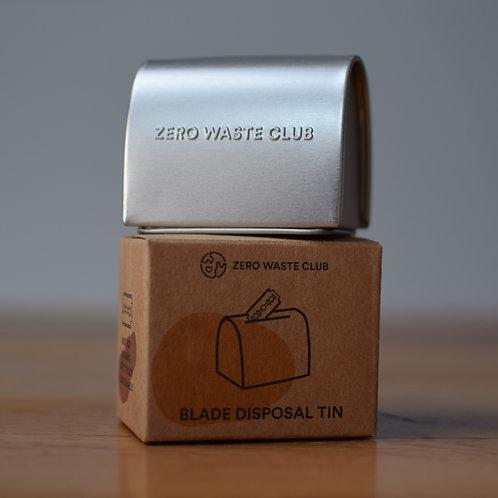 Blade Disposal Tin