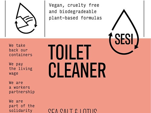 SESI Toilet Cleaner - Sea Salt & Lotus