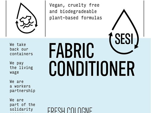 SESI Fabric Conditioner - Fresh Cologne