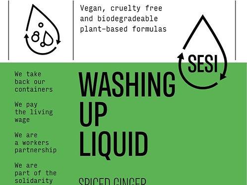 SESI Washing Up Liquid - Spiced Ginger