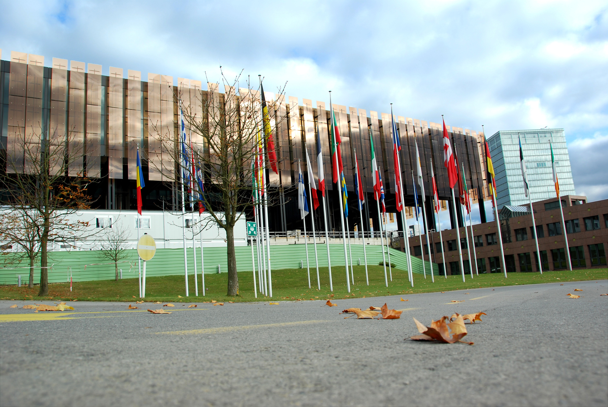 European_court_of_justice_in_luxembourg