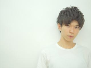 Mens Cut 〜 Photo