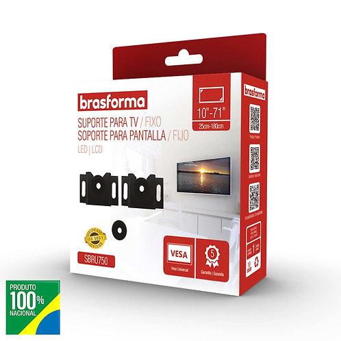 SUPORTE TV LCD 10-71 SBRUB750  BRASFORMA