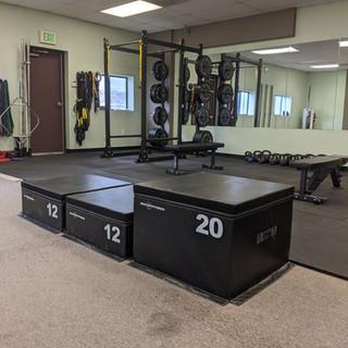 Training blocks