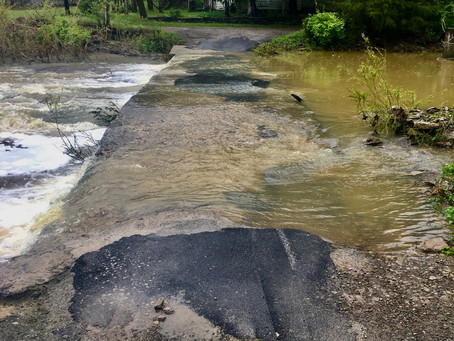 FEMA to partially fund Indian Creek slab project