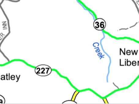 Residents asked to take survey concerning Kentucky Hwy. 36