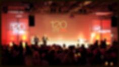 Peppermint People bei der Jubiläums-Gala