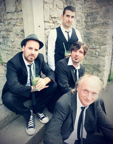 Hochzeitsband Coverband aus Würzburg