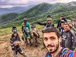 Enduro tour in Georgia, West-East Georgia enduro tours