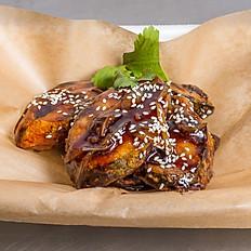 Жареная скумбрия под китайским соусом