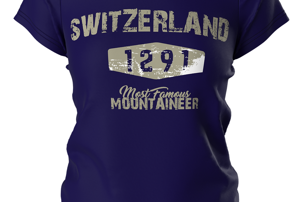 T-SHIRT 1291 SWITZERLAND