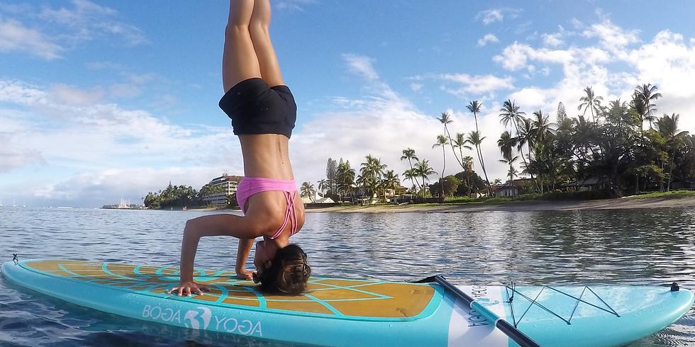 SUP Yoga Teacher Training