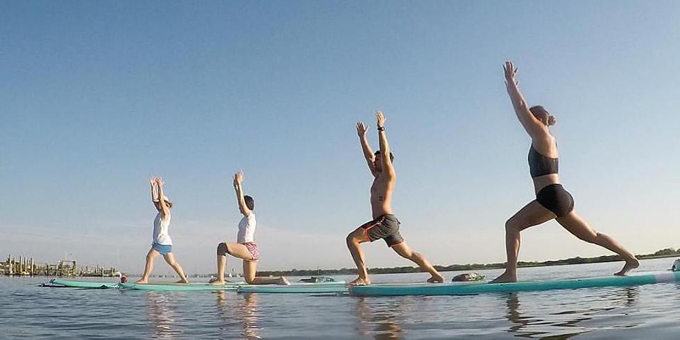 SUP Yoga Teacher Training - Asheville