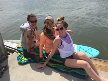 SUP Yoga Community