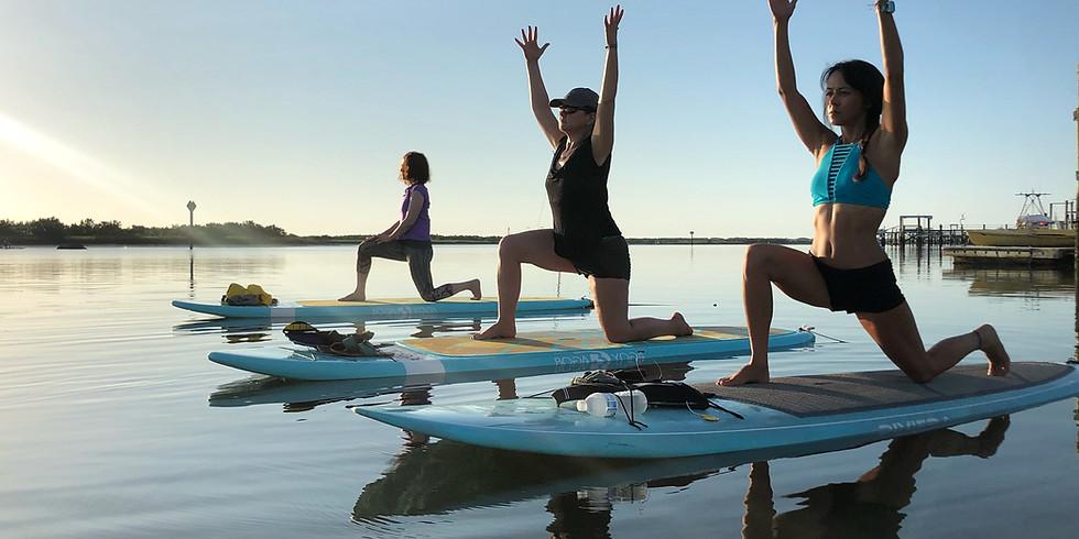 SUP Yoga Teacher Training - June