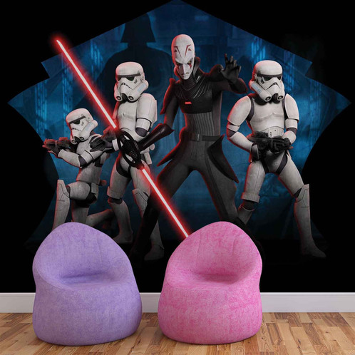Papier Peint Star Wars Stick Crea