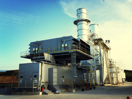 Natural Gas Fired CCGT Power Plant Project ALES