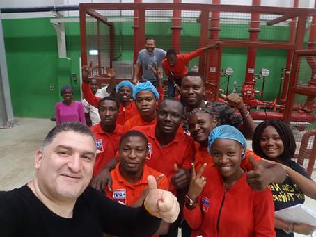 Training Session in Nigeria