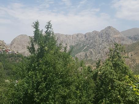 Erzincan to Sivas - Anatolian rural  area tour from July 2016