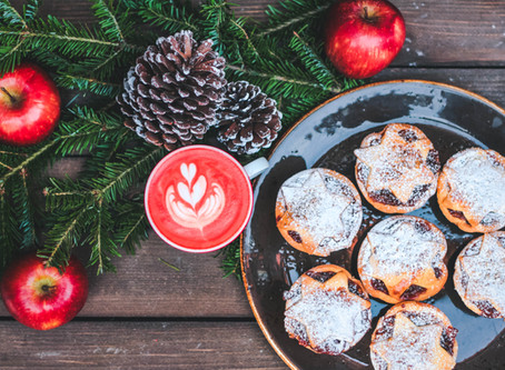 Mindful Eating Over The Holidays: Tips to Help You Stay On Track This Holiday Season