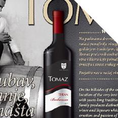 - TOMAZ WINES -