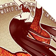 - WORLD DANCE CHAMP. -