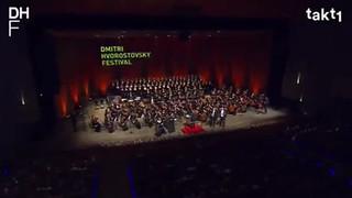 "Verdi ""Requiem"" - Opening of the Dmitry Hvorostovsky Festival - Krasnoyarsk"