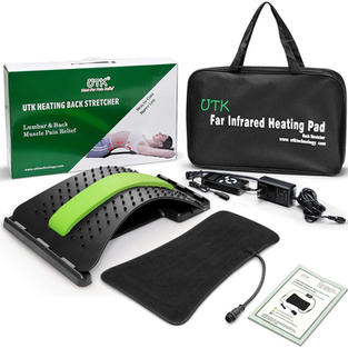 Infrared Heated Back Stretcher