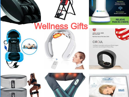 Dr. Kara's Top 20 Holiday Gifts For Health and Wellness