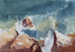 Sea Wave 2, 56*38
