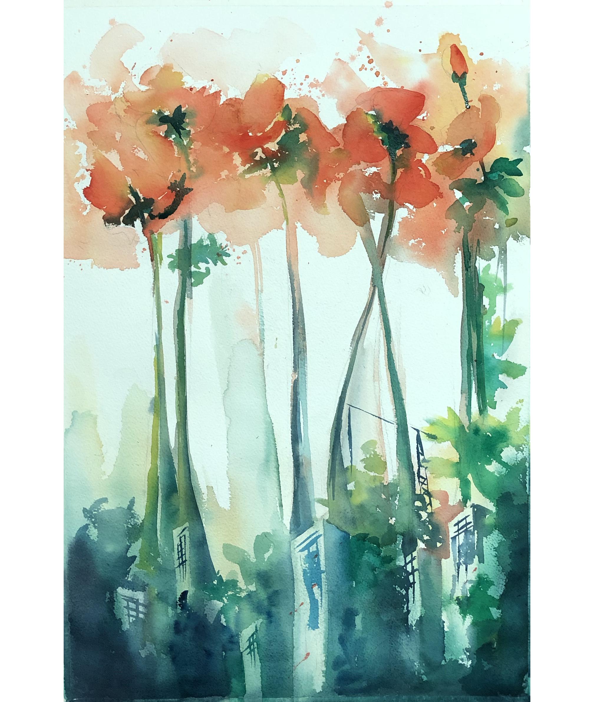 urban blossom 38*56