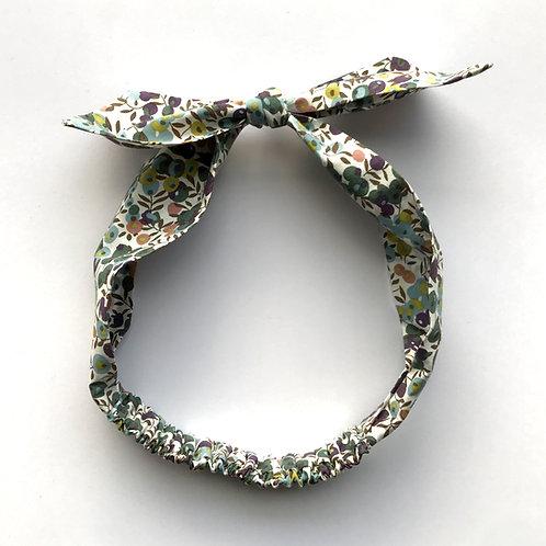 Cintillo Guinda verde (A)