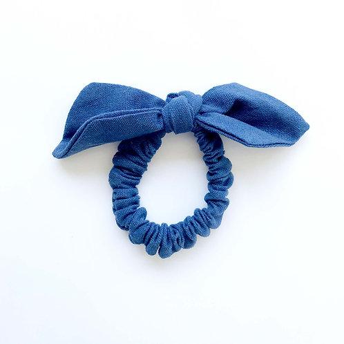 Colet lino Azul