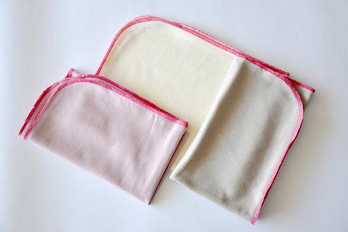 Pack Tutos x3 - Rosado y beige