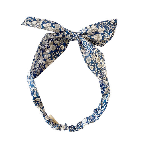 Cintillo Liberty azul (A)
