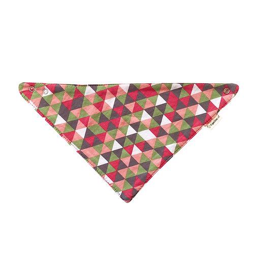 Triángulos coral