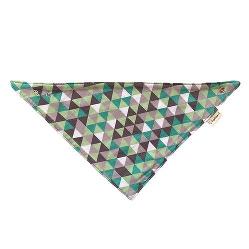 Triángulos Verde