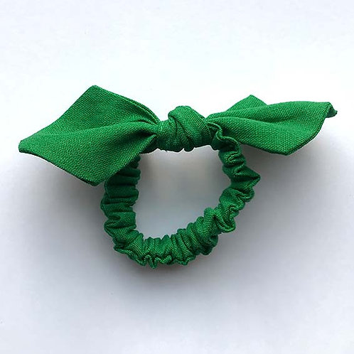 Colet lino Verde