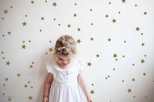 Stickers de estrellas · LaGallina