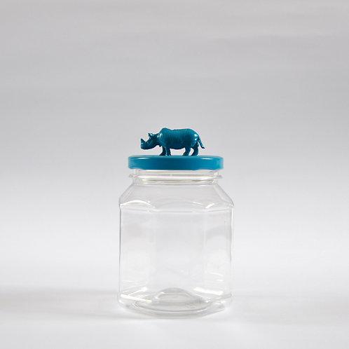Frasco Rinoceronte petróleo