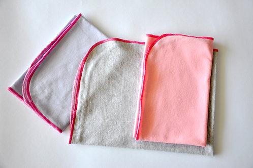 Pack Tutos x3 - Rosado y morado
